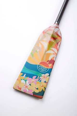 Paddle Chica- Hornet STING G17 Dragon Boat Paddle IDBF Approved Available in Fixed or Adjustable Length with Design on Both Sides