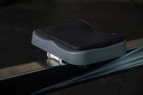 Rowing Machine Seat Cushion fits perfectly on Concept 2 Rowing Machine by Hornet Watersports