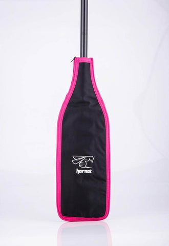 Hornet Paddle Blade Cover (Black/Pink/Silver)