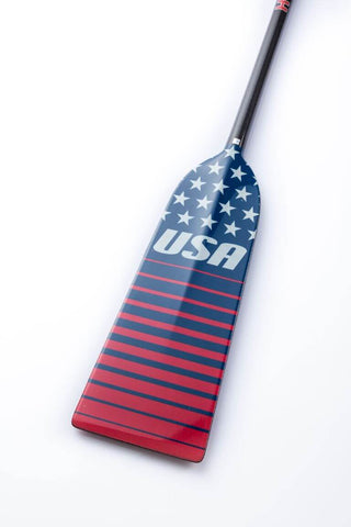 USA Racing - Hornet STING G23 Dragon Boat Paddle IDBF Approved Available in Fixed or Adjustable Length with Design on Both Sides