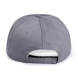 Hornet 5 Panel Cap in Grey with Blue Logo - Hornet Watersports