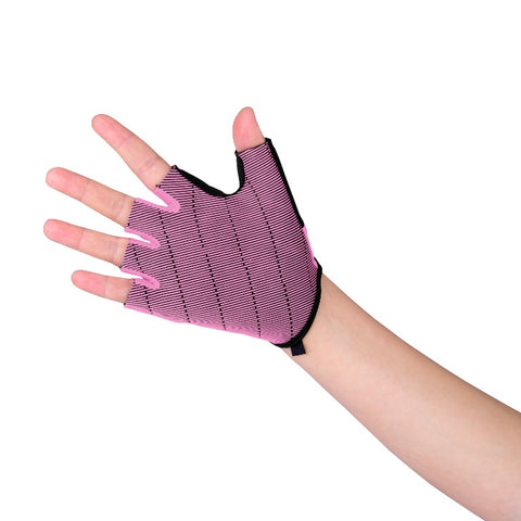 Light Pink Paddling Gloves Ideal for Dragon Boat, Kayak, Rowing, SUP, OC  and other Watersports