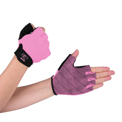 Light Pink Paddling Gloves Ideal for Dragon Boat, SUP, OC  and other Watersports