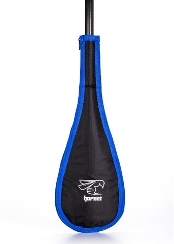 SUP Paddle Blade Cover (Black/Blue/Silver)