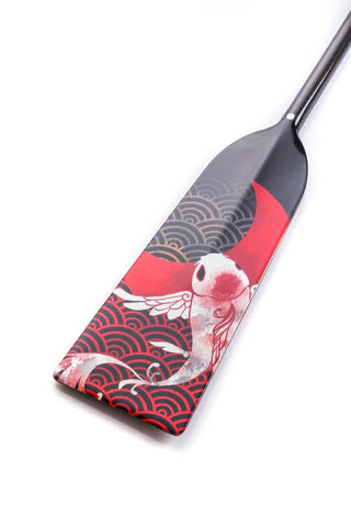 Koi Fish Hornet STING G14 Dragon Boat Paddle IDBF Approved Available in Fixed length or Adjustable length