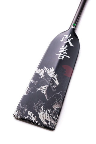 Kaizen Hornet STING G9 Dragon Boat Paddle IDBF Approved Available in Fixed length or Adjustable length