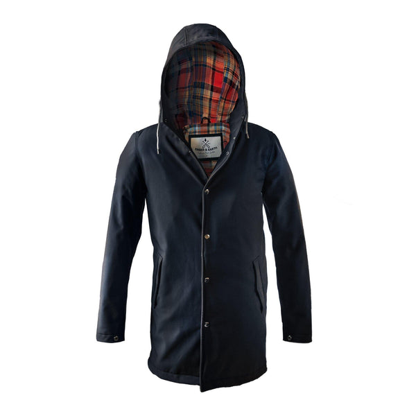 Black | The Sophisticated - Ember&Earth Rainwear