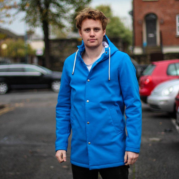 Blue | The Striking - Ember&Earth Rainwear