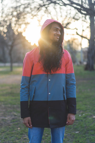 Limited Edition || Living Coral - Ember&Earth Rainwear