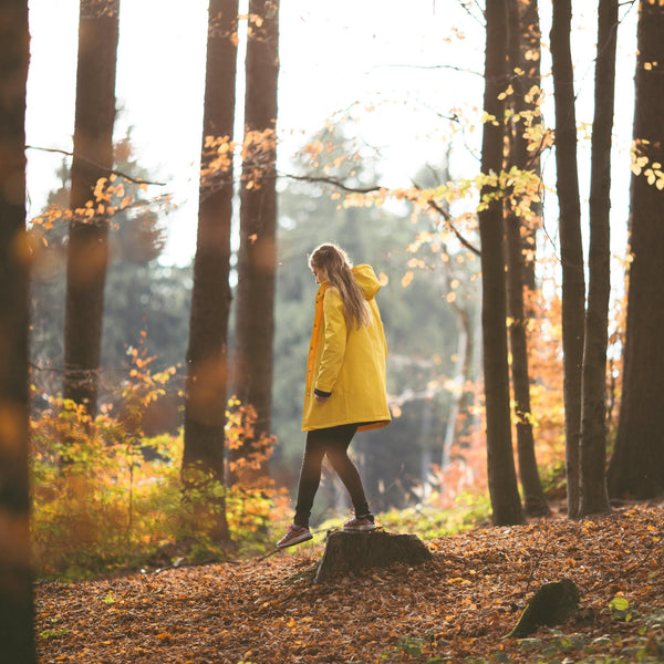 Yellow | The Original - Ember&Earth Rainwear