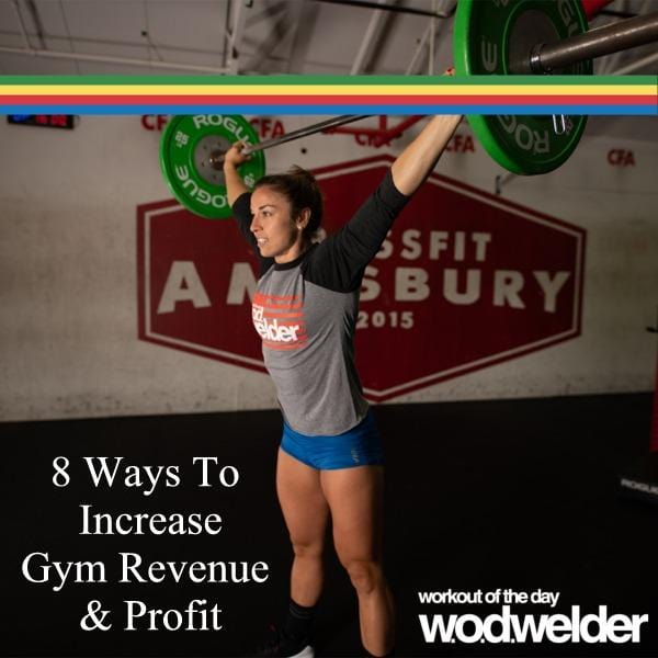 8 Ways To Increase Gym Revenue & Profit