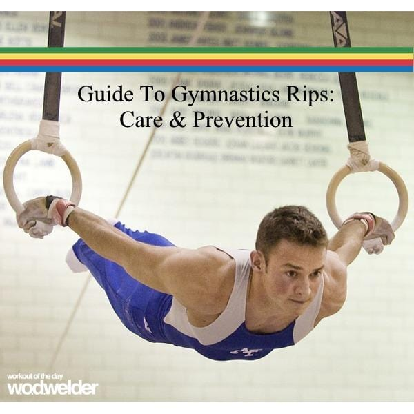 Guide To Gymnastics Rips: Care & Prevention
