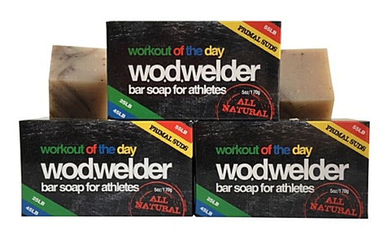 Natural Soap Bars for Athletes