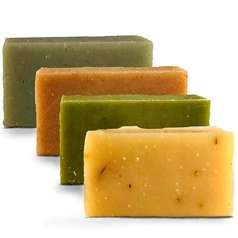 ultimate soap bar set for athletes