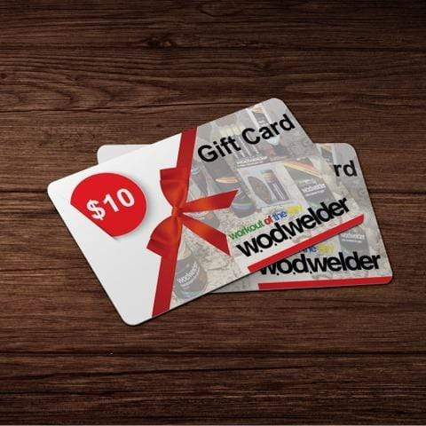 WOD Welder Gift Card