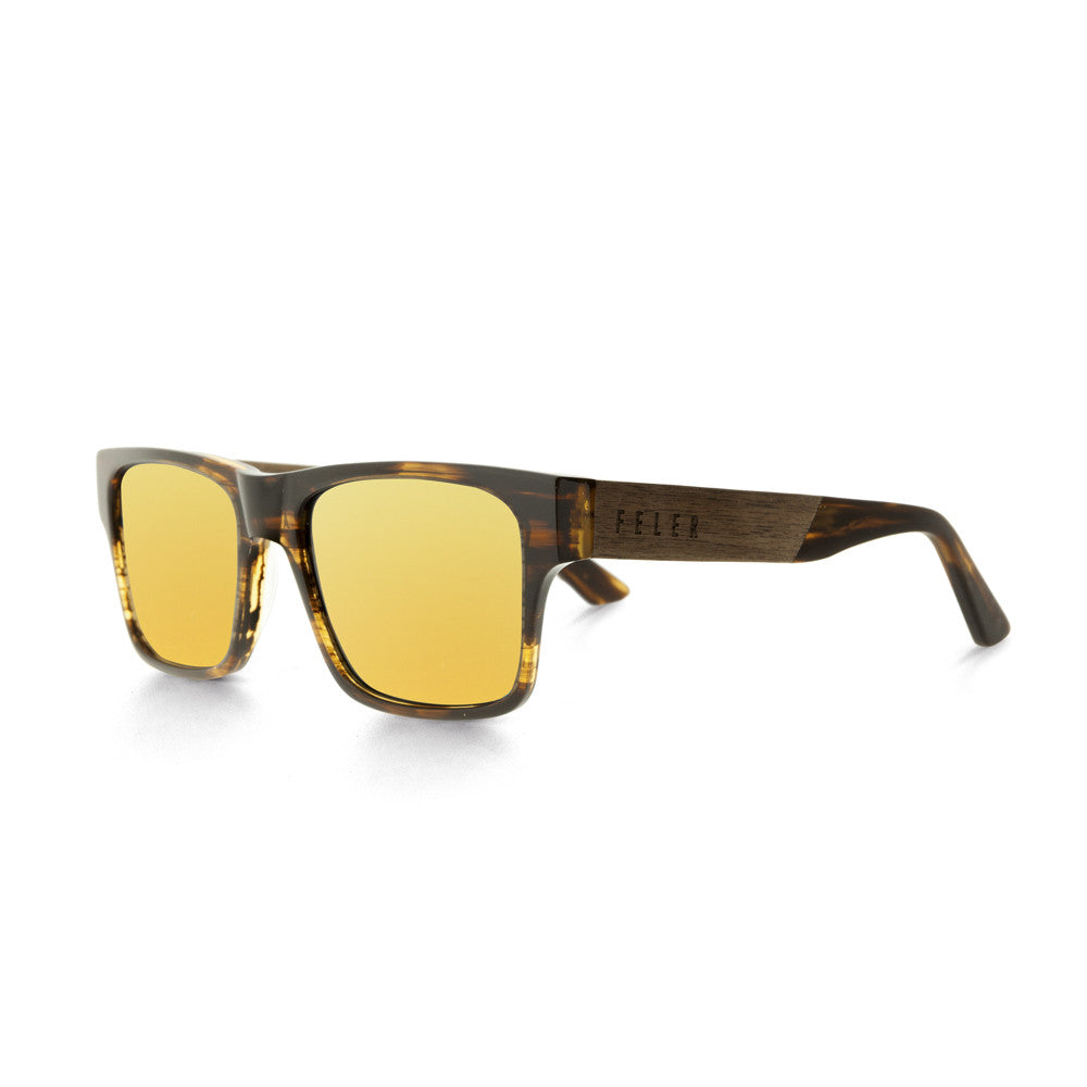 Cliff Gold Silk Acetate