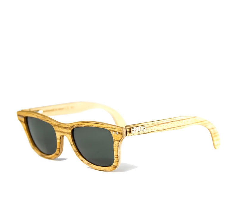 FELER SUNGLASSES - WOOD