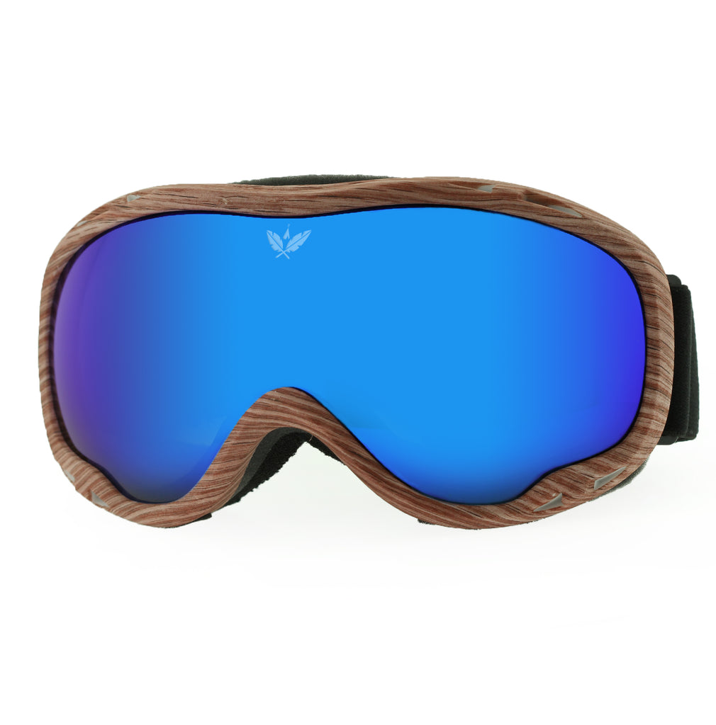FELER - HX004 Wood/Blue