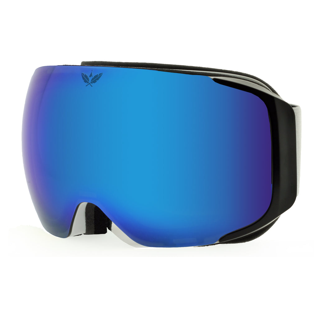 FELER - HX009 White/Blue Set Lenses