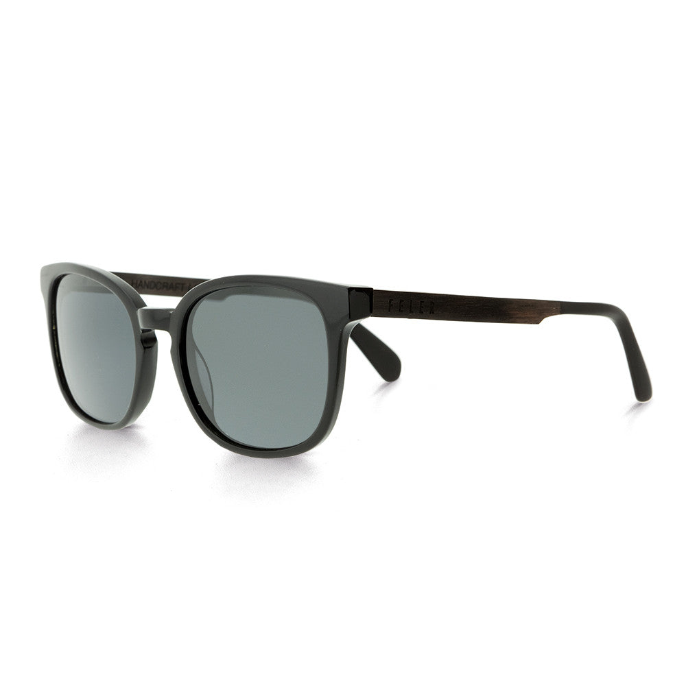 Waterfall Black Acetate