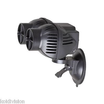 Double Wavemaker 5000 LPH Aquarium Water Pump - Aquarium Pumps - Koidivision