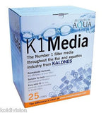 Evolution Aqua K1 Kaldnes Pond Filter Media 1ltr-50ltr - Pond Filter Accessories - Koidivision - 6