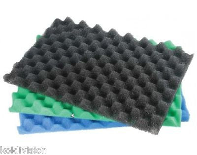 "17""-11"" Filter Foam 3 Pack - Pond Filter Accessories - Koidivision"