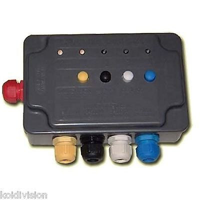 Yamitsu 4 Way Switch Box - Electrical - Koidivision
