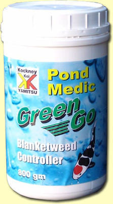Yamitsu Green-Go No1 Blanketweed Treatment - Water Tests & Treatment - Koidivision