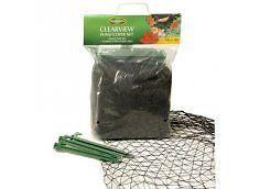 Blagdon Black Fish Pond Cover Netting Net + Pegs - Netting - Koidivision
