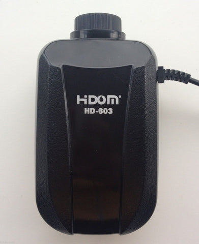 Hi-Dom 4.0w Adjustable Twin Air Pump with Accessories - Air Pumps - Koidivision