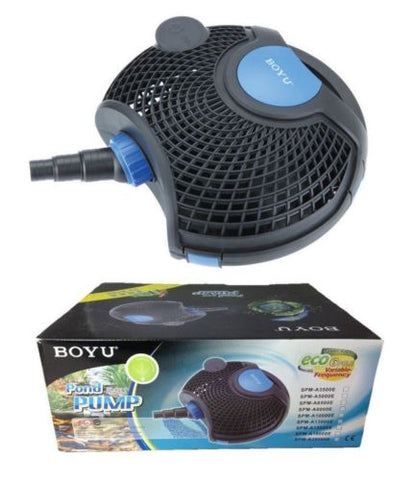 Boyu Eco Dirty Water Pump 3500 Ltr - 20000 Ltr - Low Wattage