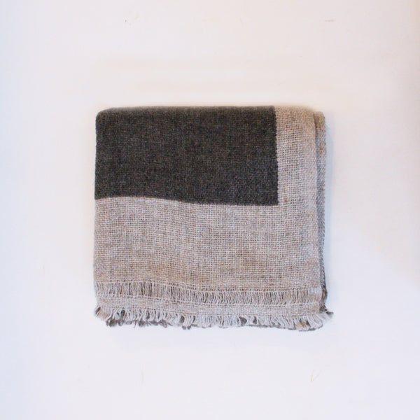 Handwoven Fine Wool Scarves