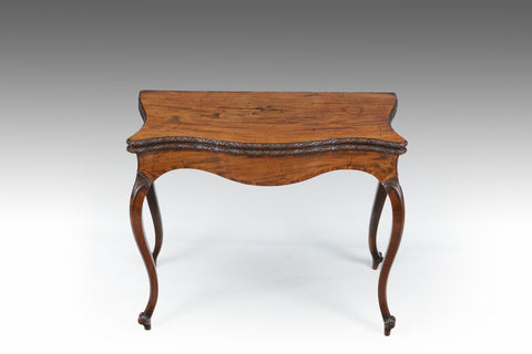 An 18th Century Side Table - TB701