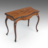 A Fine Hepplewhite Tea Table -TB713