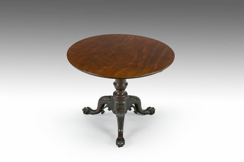 A Rare Onyx Centre Table - TB608