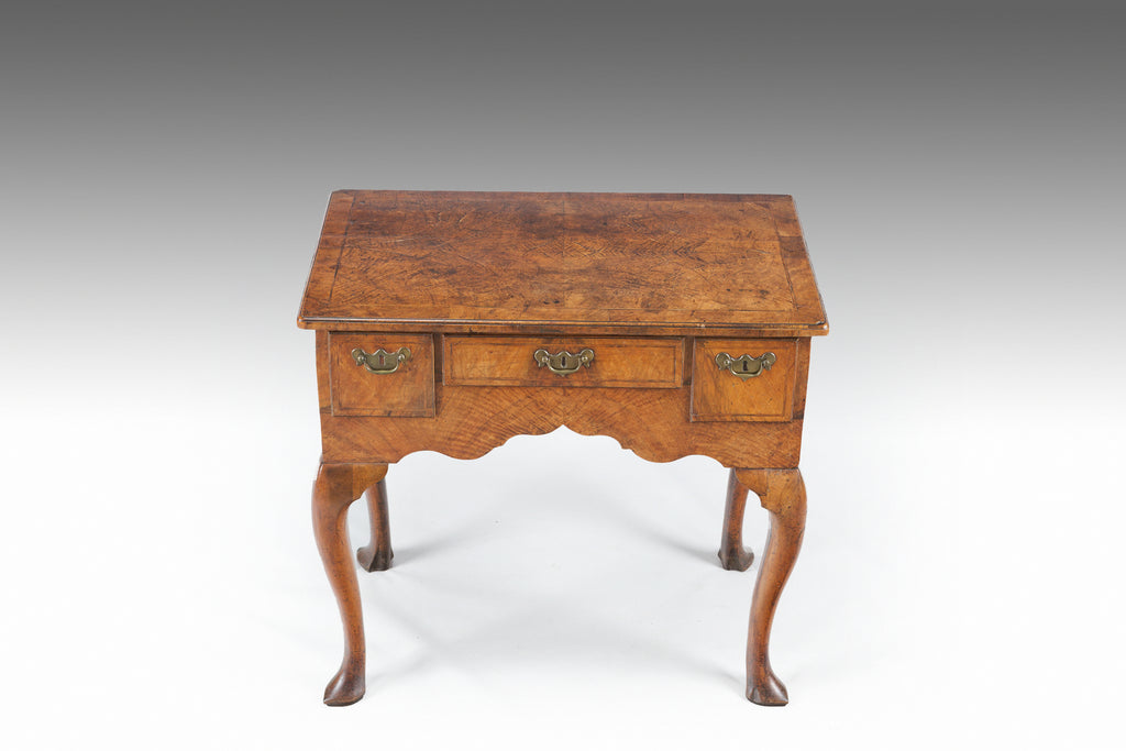 An 18th Century Walnut Lowboy - TB718