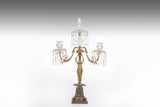 A Regency Candleabra - MS202