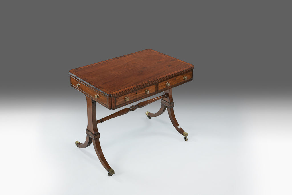 A Regency Writing Table - TB410
