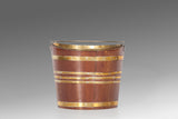A 19th Century Dutch Brass Bound Bucket - BUC101