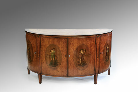 A Fine Georgian Commode - CCT123