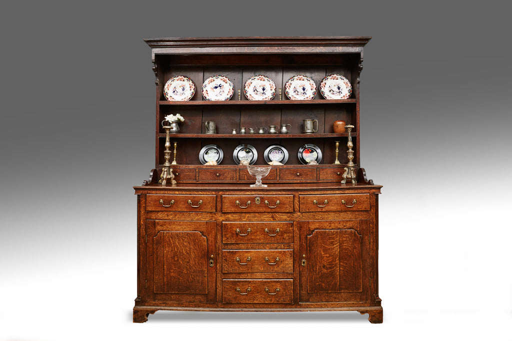 An Early 18th Century Oak Dresser - CP106