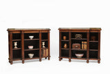 A Pair of Regency Bookcases - BCB127