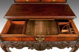 An 18th Century Mahogany Writing Cabinet - BCB200