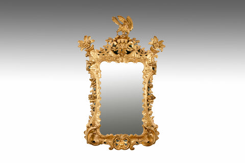 A Fine Regency Mirror - MR141