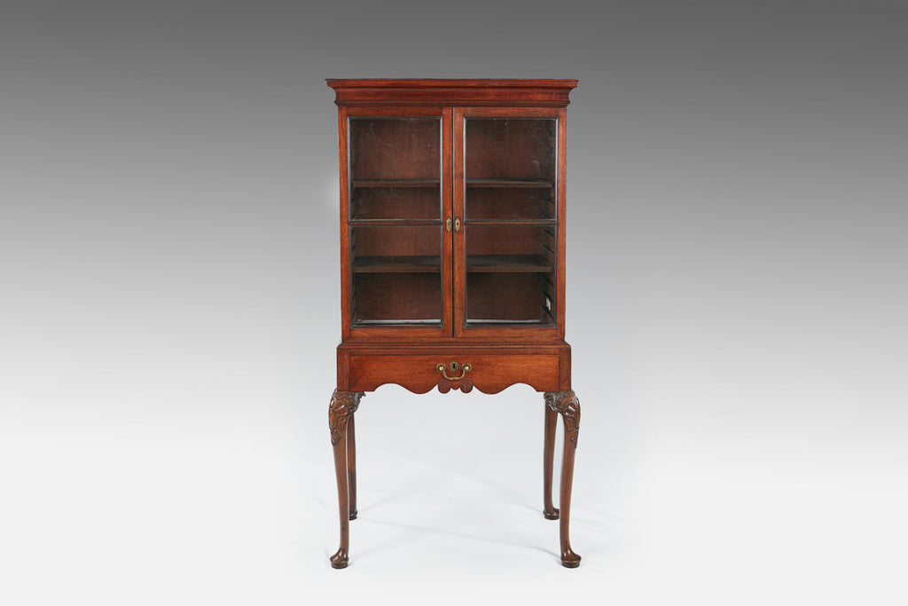 An 18th Century Display Cabinet - BCB108