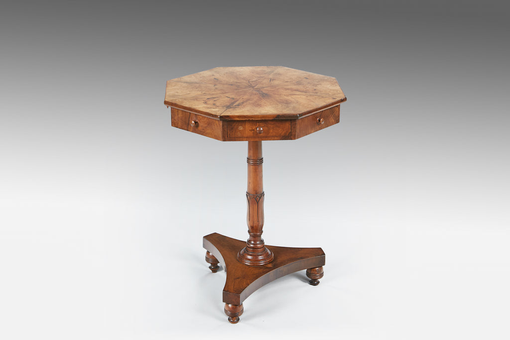 A 19th Century Drum Table - TB703