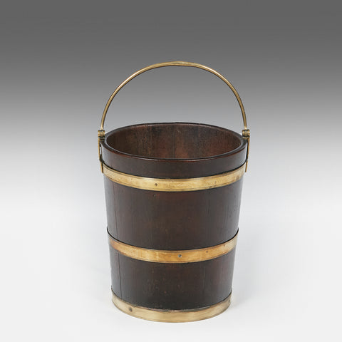 An Irish 18th Century Peat Bucket - BUC119