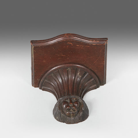 A 19th Century Wall Bracket - MS183