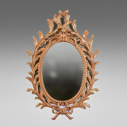 An 18th Century Mirror - MR145